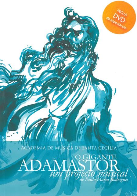 Livro e DVD – O Gigante Adamastor