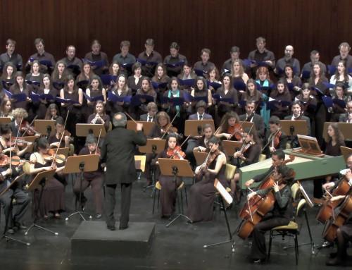 2015/03/22 Concerto dos antigos alunos