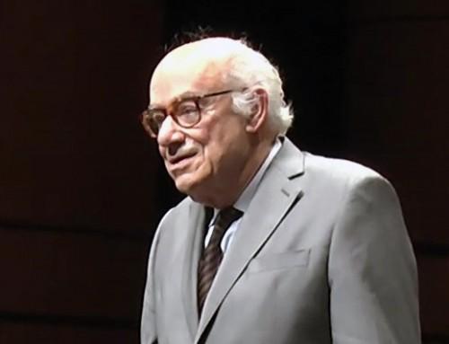 Homenagem ao Prof. Henrique Fernandes – Audição Final 2017