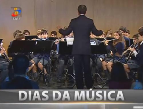 Dias da Música – Jornal da Uma – TVI