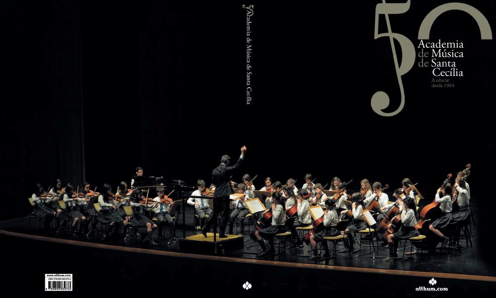 Livro 50 anos da AMSC